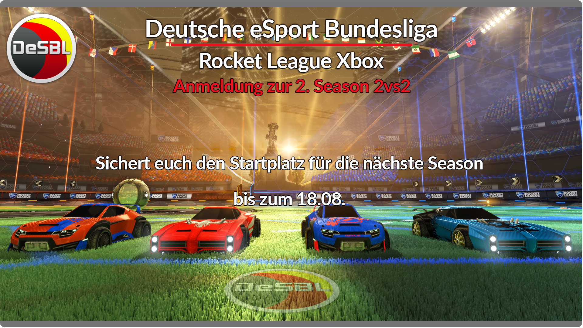 rocket league deutsch